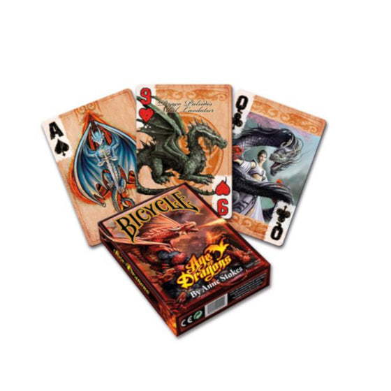 Age of Dragons Cards