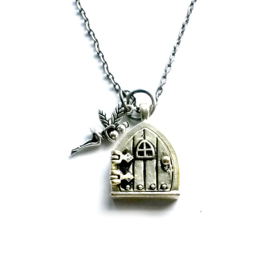 Fairy House Necklace