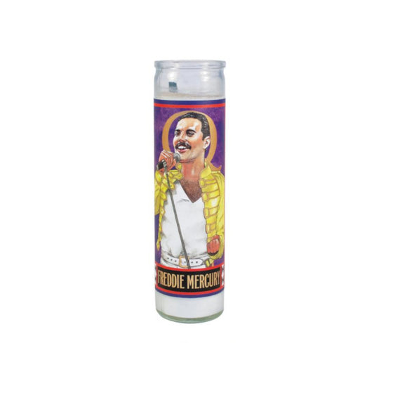Freddie Mercury Devotion Candle