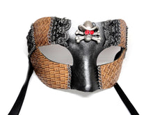 Steampunk Mask Leather