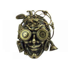 Lighted Steampunk Man Mask