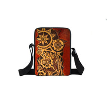 Mini Backpack Steampunk Gears