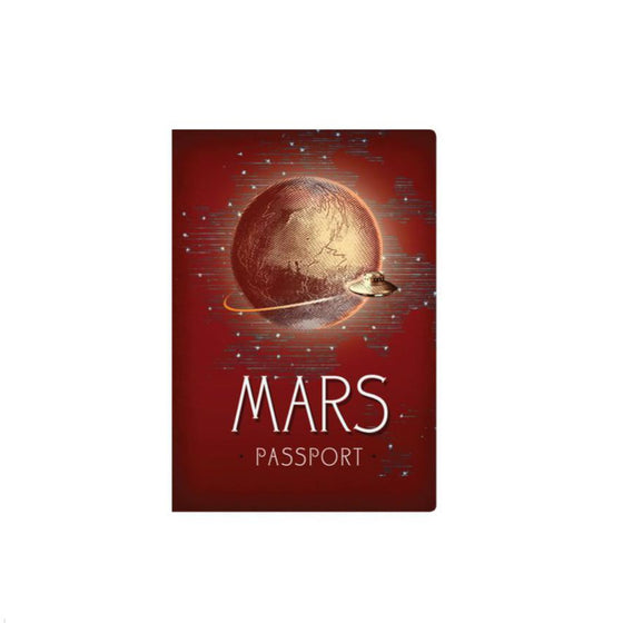 Passport to Mars