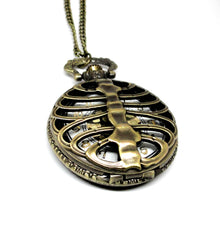 Ribcage Pocket Watch