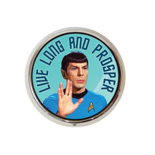 Spock Pill Box