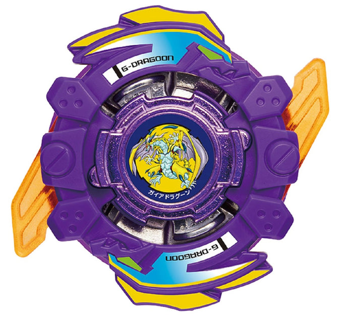Takara Tomy Beyblade BURST GT B-146 02 Gaia Dragoon Around Hunter'