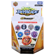 Load image into Gallery viewer, Takara Tomy Beyblade BURST GT B-140 02 Storm Pegasis 10Glaive Quick'
