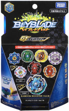 Load image into Gallery viewer, Takara Tomy Beyblade Burst GT B-156 05 Poison Dragon 11 Volcanic' Zan