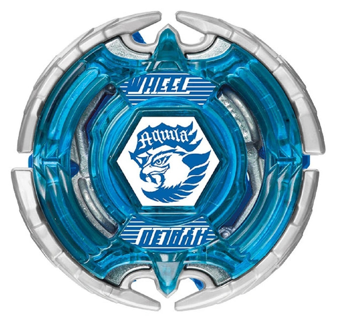 Takara Tomy Beyblade BURST Superking B-164 07 Earth Aquila Vanguard Merge'