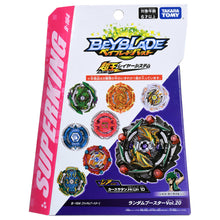 Load image into Gallery viewer, Takara Tomy Beyblade BURST Superking B-164 06 Union Spriggan Outer Quick' Zan