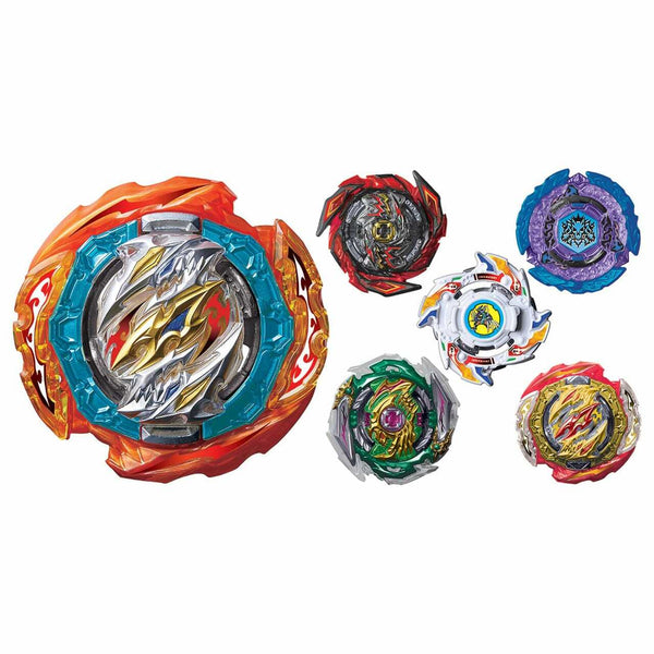 Takara Tomy Beyblade Burst Dynamite Battle B-181 Vol. 25 Full Set