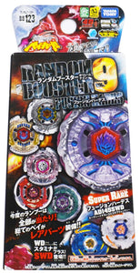 Takara Tomy Beyblade Metal Fight BB-123 Meteo L Drago (Rush Ver.) 85LF