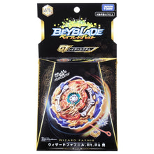 Load image into Gallery viewer, Takara Tomy Beyblade BURST GT B-139 Starter Wizard Fafnir.Rt.Rs Sen
