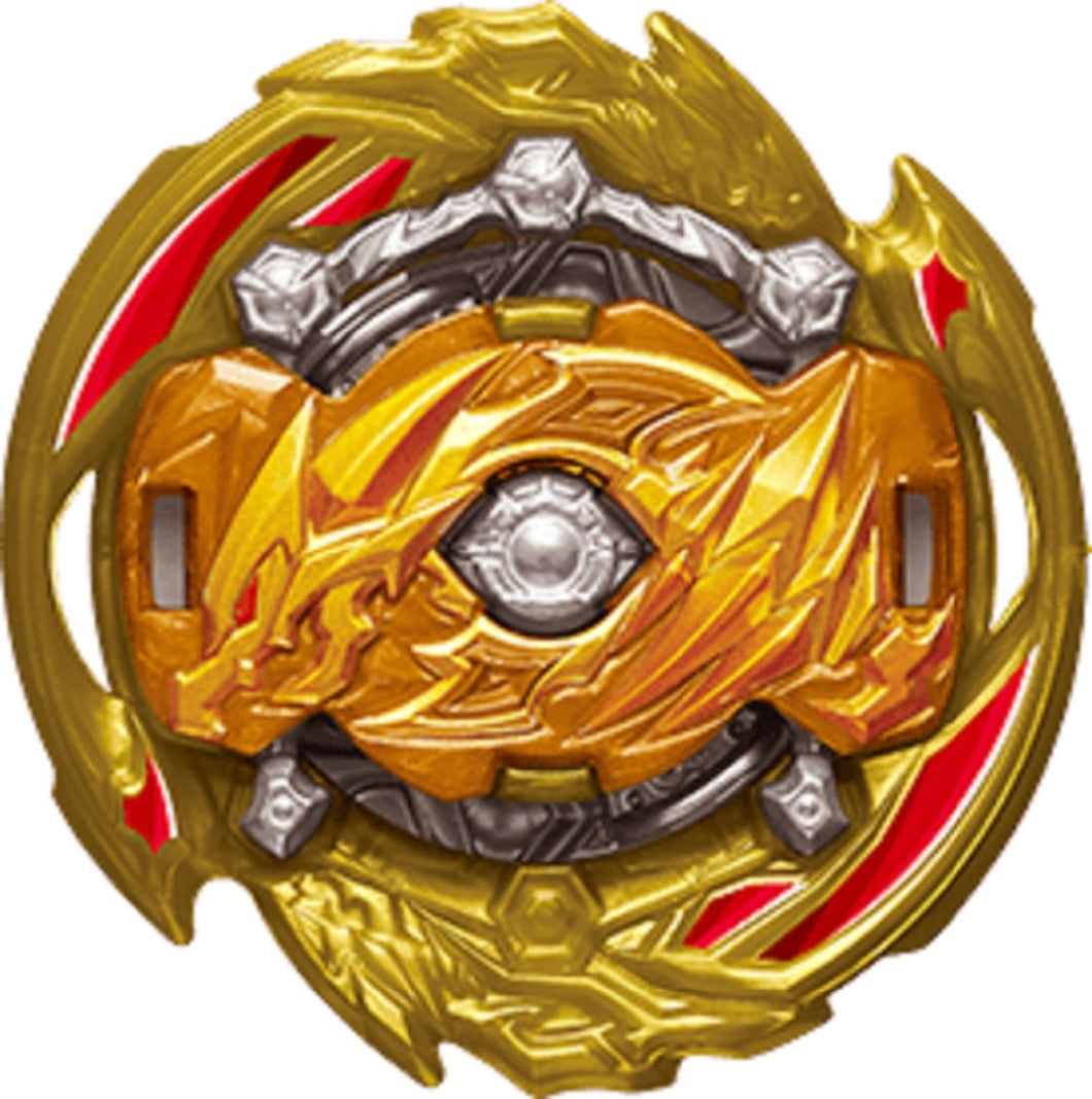 Takara Tomy Beyblade Burst GT B-158 02 Grand Dragon Aero'Lift Flugel Go (GT Version)
