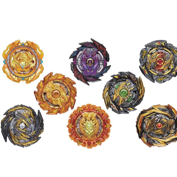 Takara Tomy Beyblade BURST Superking B-178 Random Booster Vol. 24 Full Set