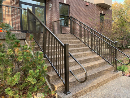 "Commercial 42"" Railing Kits"
