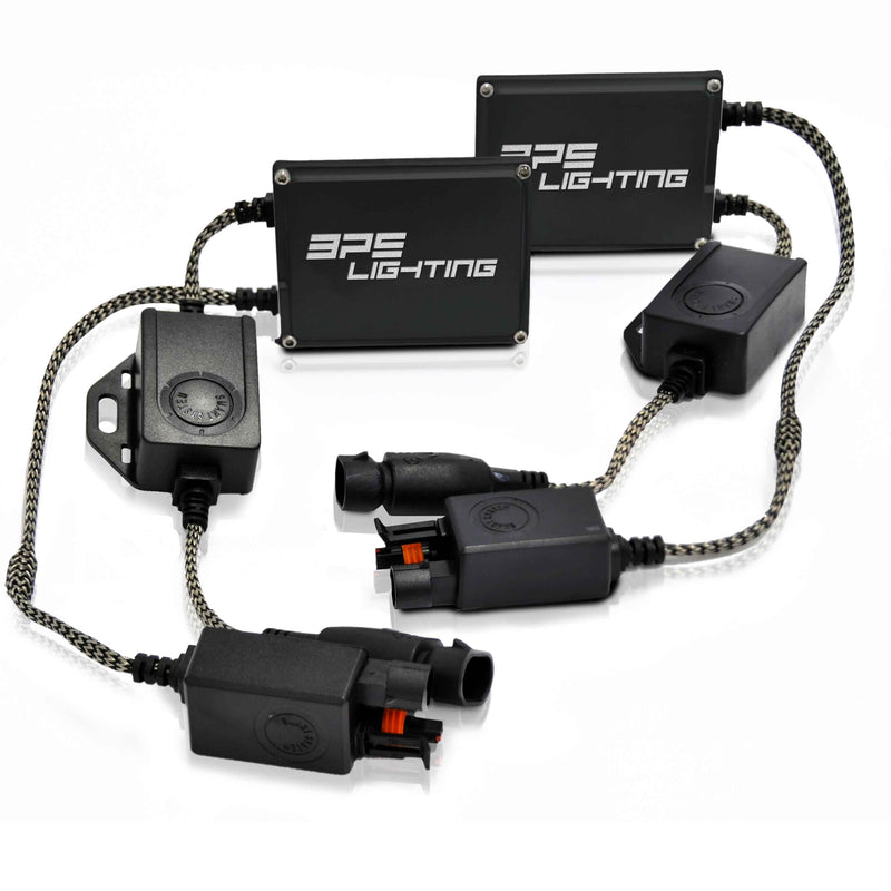 Terminator Series 35W Canbus HID Xenon Headlight Kit 4300K to 12000K