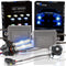 D2R/D2S Silver Series 55W HID Xenon Headlight Kit 4300K to 12000K
