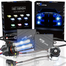 D2R/D2S Black Series 35W HID Xenon Headlight Kit 4300K to 12000K