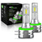 H11B Perfect Fit Series LED Headlight Bulbs 8000 Lumens