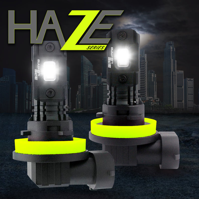 LED Bulbs 3156 White Haze Series 3000 Lumens