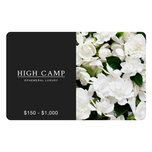 CUSTOM AMOUNT GIFT CARD