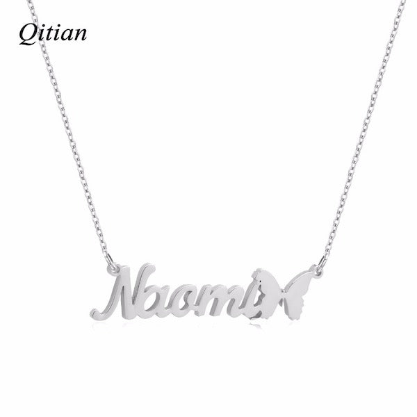 Roma Name Necklace