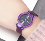 Magnetic Luxury Waterproof Watch