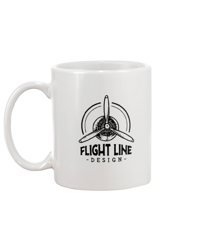 Flight Line Design Mug