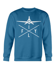 I Fly Sweatshirt