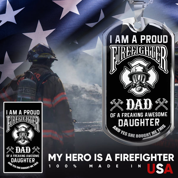 Firefighter Dad Collection