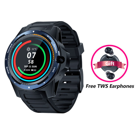 THOR 5 Dual System Hybrid Front Camera Smart Watch