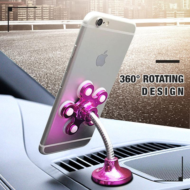 Rotatable Multi-Angle&Double-Sided Phone Holder