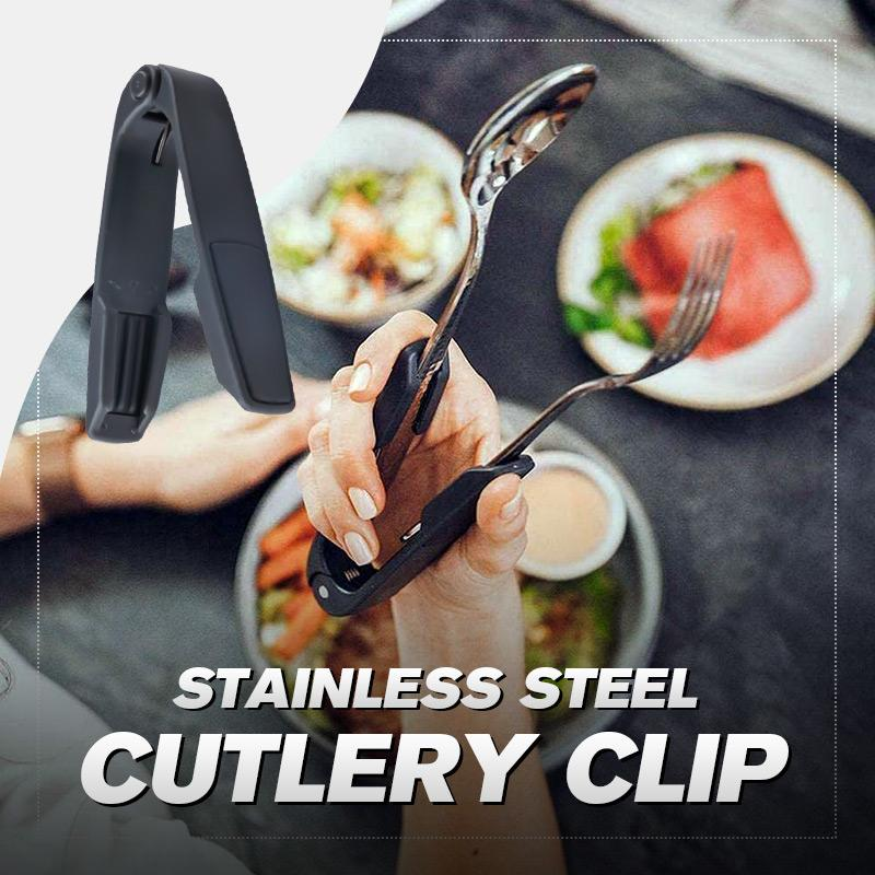 Stainless Steel Cutlery Clip✨✨