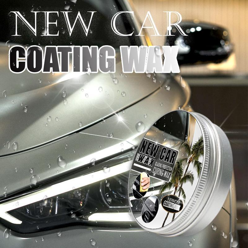 New Car Coating Wax