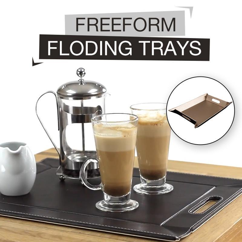 Freeform Floding Trays