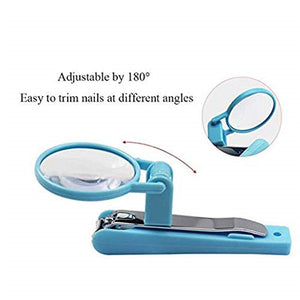 Magnifying Glass Nail Clippers