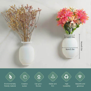 Magic Silicone Vase
