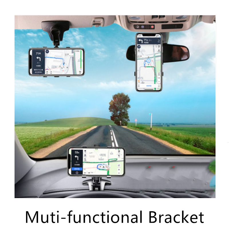 Car Multifunctional Mobile Phone Bracket