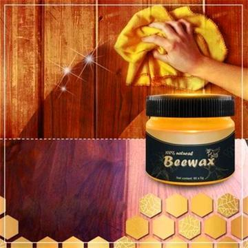 Wood Seasoning Beeswax Household Polishing