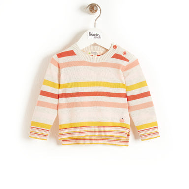 Striped Sweater - Little in Modern