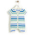 Baby Striped Playsuit - Little in Modern