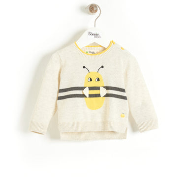 Bee Happy Sweater - Little in Modern