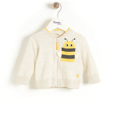 Bee Happy Cardigan - Little in Modern