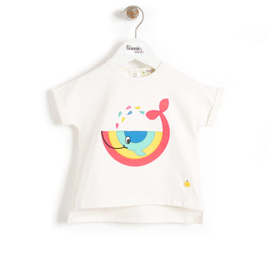 Whale T-Shirt - Little in Modern