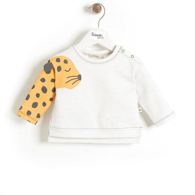 Leopard Sweatershirt - Little in Modern