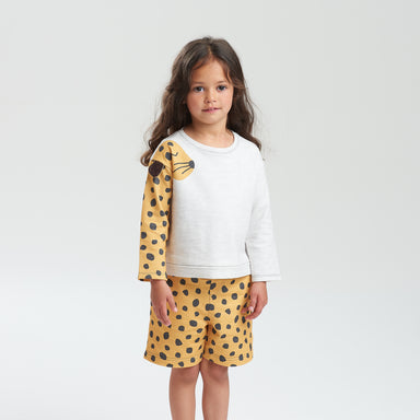 Leopard Shorts - Little in Modern