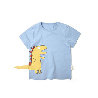 Dinosaur Tee - Little in Modern