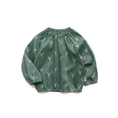 Flying Bird Blouse - Little in Modern