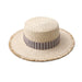 Striped Hat - Little in Modern